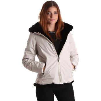 textil Dame Jakker Invicta 4431581/D hvid