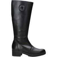 Sko Dame Chikke støvler Susimoda 8956 Sort