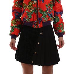 textil Dame Nederdele Versace A9HUB30505487899 Sort