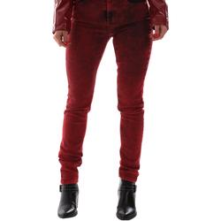 textil Dame Jeans Versace A1HUB0Y0APW48537 Rød