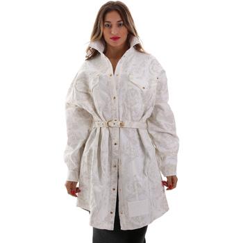 textil Dame Jakker Versace D2HUB445HRC43003 hvid