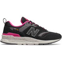Sko Dame Lave sneakers New Balance NBCW997HOB Sort