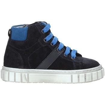 Sko Børn Høje sneakers Nero Giardini A923700M Blå