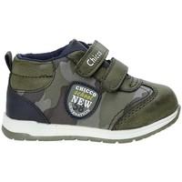 Sko Børn Høje sneakers Chicco 01062502000000 Grøn