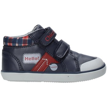 Sko Børn Høje sneakers Chicco 01062495000000 Blå
