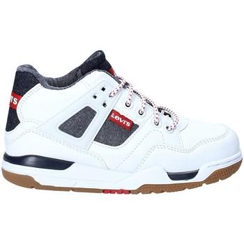 Sko Børn Lave sneakers Levi's VGOL0001S hvid