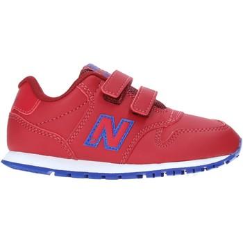 Sko Børn Lave sneakers New Balance NBIV500DA Rød
