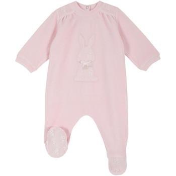 textil Pige Buksedragter / Overalls Chicco 09021844000000 Lyserød