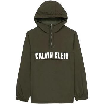 textil Herre Jakker Calvin Klein Jeans 00GMH9O588 Grøn