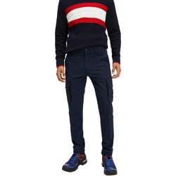 textil Herre Cargo bukser Tommy Hilfiger MW0MW12593 Blå