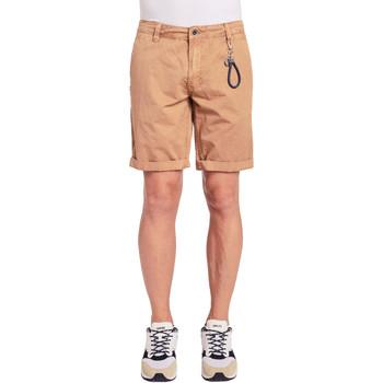 textil Herre Shorts Gaudi 011BU25023WC Brun