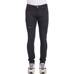textil Herre Smalle jeans Gaudi 011BU25061 Blå