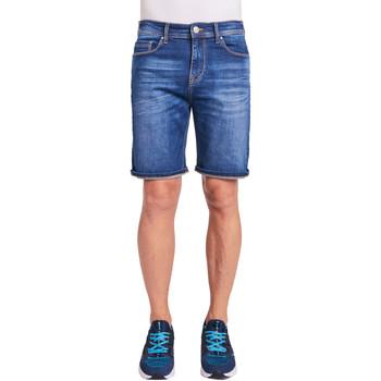 textil Herre Shorts Gaudi 011BU26009 Blå