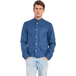 textil Herre Jakker Gaudi 011BU38005 Blå
