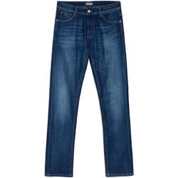textil Herre Jeans Nero Giardini E070600U Blå