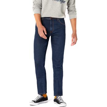 textil Herre Jeans Wrangler W12S8311U Blå