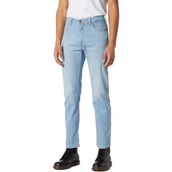 textil Herre Jeans Wrangler W12OQ1159 Blå