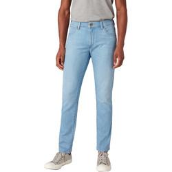 textil Herre Jeans Wrangler W18SQ1159 Blå