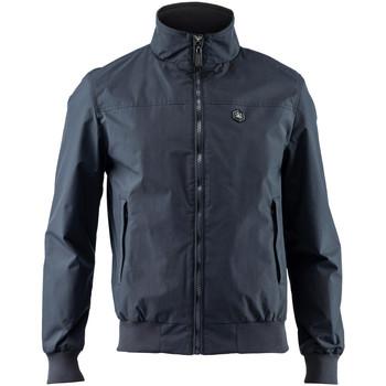 textil Herre Jakker Lumberjack CM79624 001 404 Blå