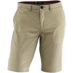 textil Herre Shorts Lumberjack CM80647 002 602 Beige