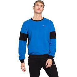 textil Herre Sweatshirts Fila 683087 Blå