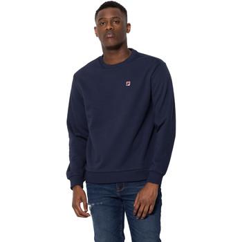 textil Herre Sweatshirts Fila 687457 Blå