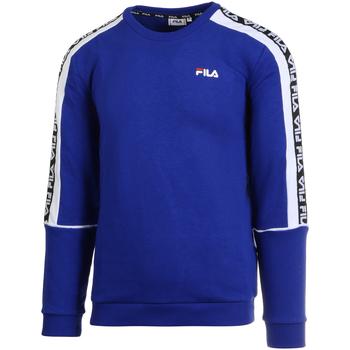 textil Herre Sweatshirts Fila 687698 Blå