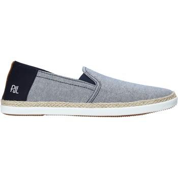 Sko Herre Slip-on Pepe jeans PMS10283 Blå