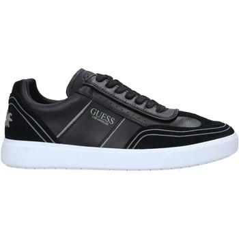 Sko Herre Lave sneakers Guess FM6NET LEA12 Sort