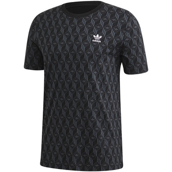 textil Herre T-shirts m. korte ærmer adidas Originals FM3423 Sort