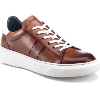 Sko Herre Lave sneakers Lumberjack SM89612 001 B09 Brun