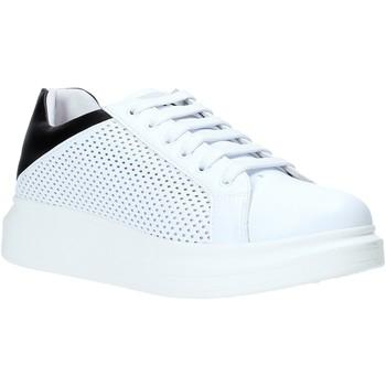 Sko Herre Lave sneakers Rocco Barocco N5.3 hvid
