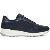 Sko Dame Lave sneakers Geox D022SA 0GN22 Blå