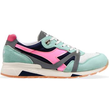 Sko Dame Lave sneakers Diadora 201176278 Grøn