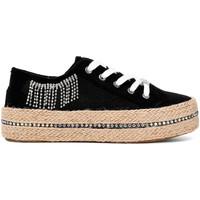 Sko Dame Lave sneakers Café Noir DG934 Sort