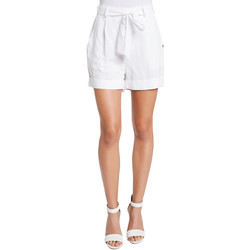 textil Dame Shorts Gaudi 011BD25046 hvid