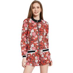 textil Dame Jakker Gaudi 011BD35021 Rød