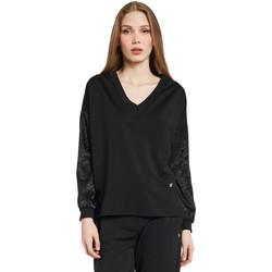 textil Dame Sweatshirts Gaudi 011BD64052 Sort