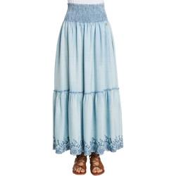 textil Dame Nederdele Gaudi 011BD76002 Blå