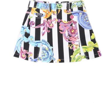 textil Dame Nederdele Versace A9HVB308SN103003 hvid