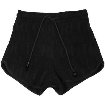 textil Dame Shorts Versace A3HVB18513967899 Sort