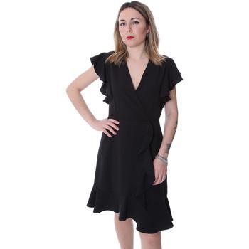 textil Dame Korte kjoler Fracomina FR20SP051 Sort
