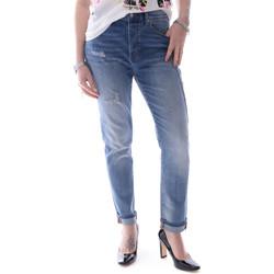textil Dame Jeans Fracomina FR20SPJSANDRA5 Blå