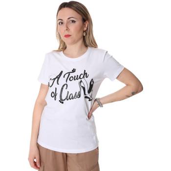T-shirts m. korte ærmer Fracomina  FR20SP306