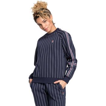 textil Dame Sweatshirts Fila 687651 Blå