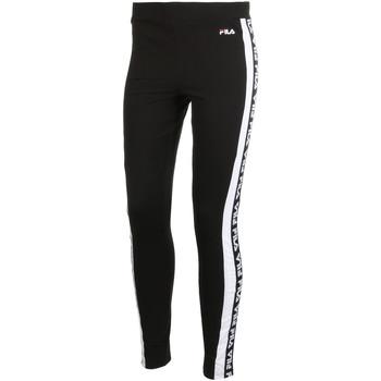 textil Dame Leggings Fila 687690 Sort