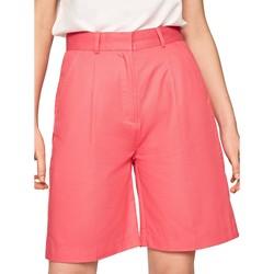 textil Dame Shorts Pepe jeans PL800886 Lyserød