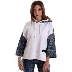 textil Dame Sweatshirts Versace B6HVB791SN900904 hvid