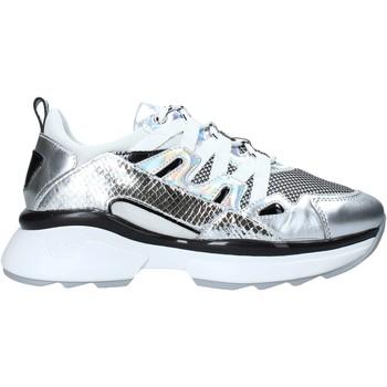 Sko Dame Lave sneakers Nero Giardini E010797D Sølv