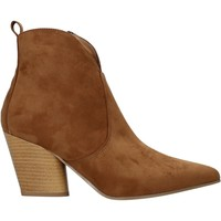 Sko Dame Høje støvletter Grace Shoes 7241007 Brun